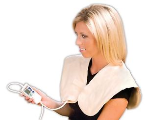 Theratherm Digital Moist Heating Pad - Shoulder / Neck 23