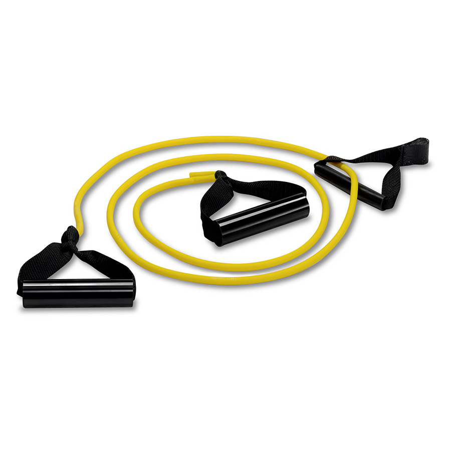 Bilateral 6' Tubing, Yellow - X-Light (w/ RS Web Anchor Strap & EzChange Handles)