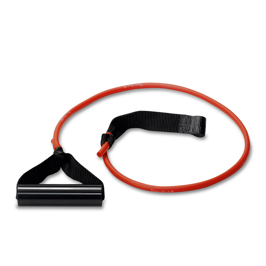Unilateral 3' Tubing, Red - Light (w/ Web Anchor Strap & EzChange Handle FOR WEBSLIDE)