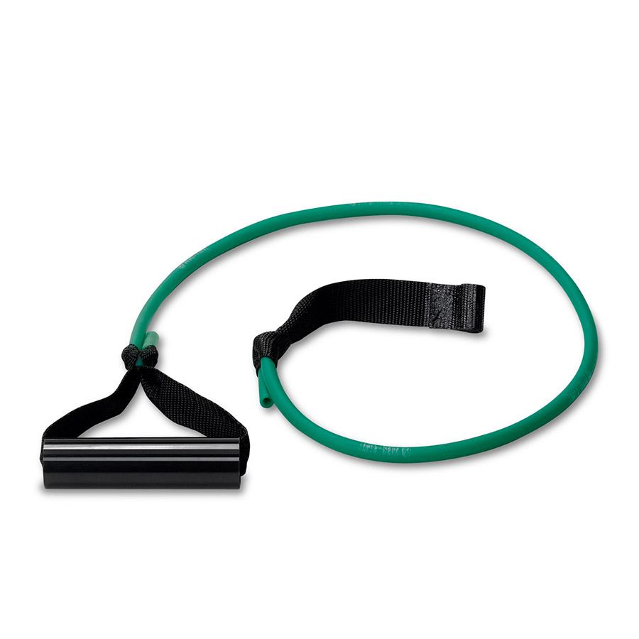 Unilateral 3' Tubing, Green - Medium (w/ Web Anchor Strap & EzChange Handle FOR WEBSLIDE)