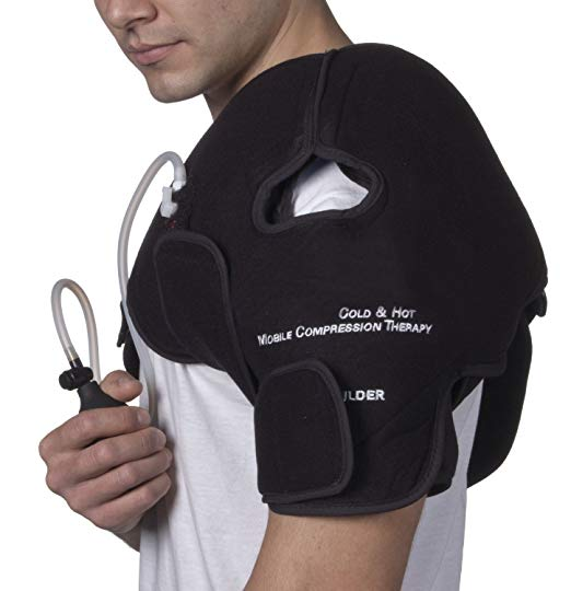 ThermoActive Cold & Hot Compression LEFT Shoulder Support
