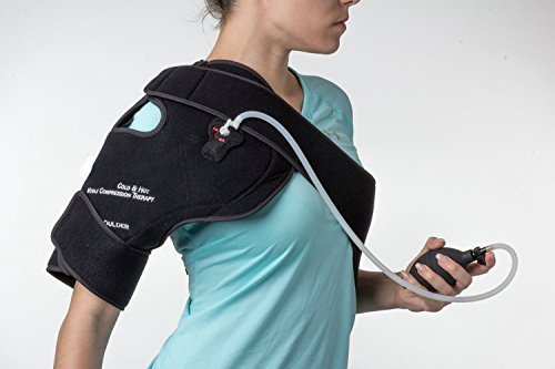 ThermoActive Cold & Hot Compression RIGHT Shoulder Support