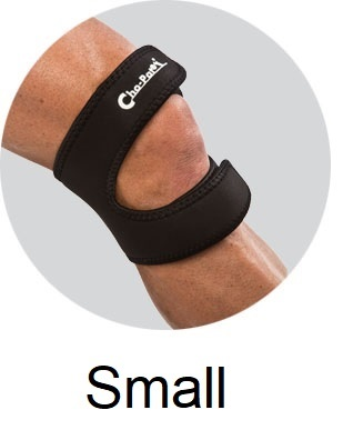 Cho-Pat® DUAL ACTION Knee Strap - Small (12
