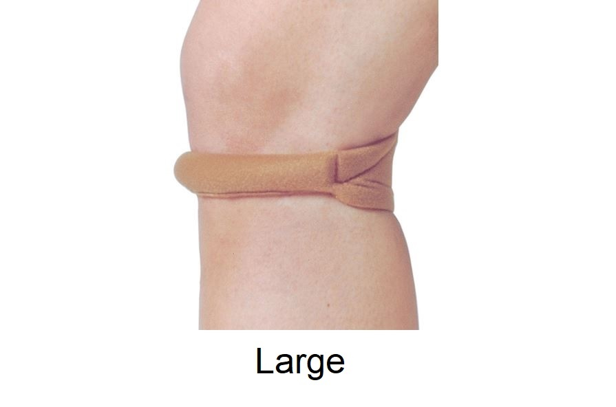 Cho-Pat® Knee Strap, Large, 14 1/2