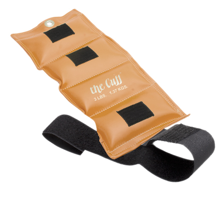 Ankle/Wrist Weight - Individual Weight - 3 lb.