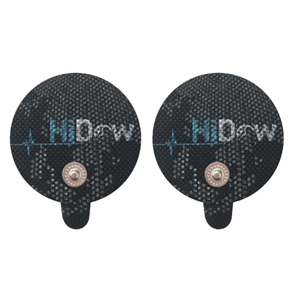 Large Electrodes for HiDow Tens Units (Pk of 2)