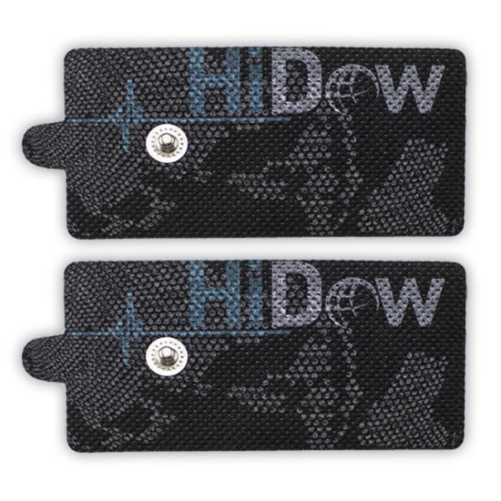 X-Large Electrodes for HiDow Tens Units (Pk of 2)