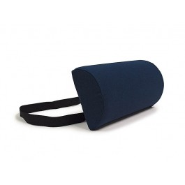Half Lumbar Roll with Strap - Standard Density