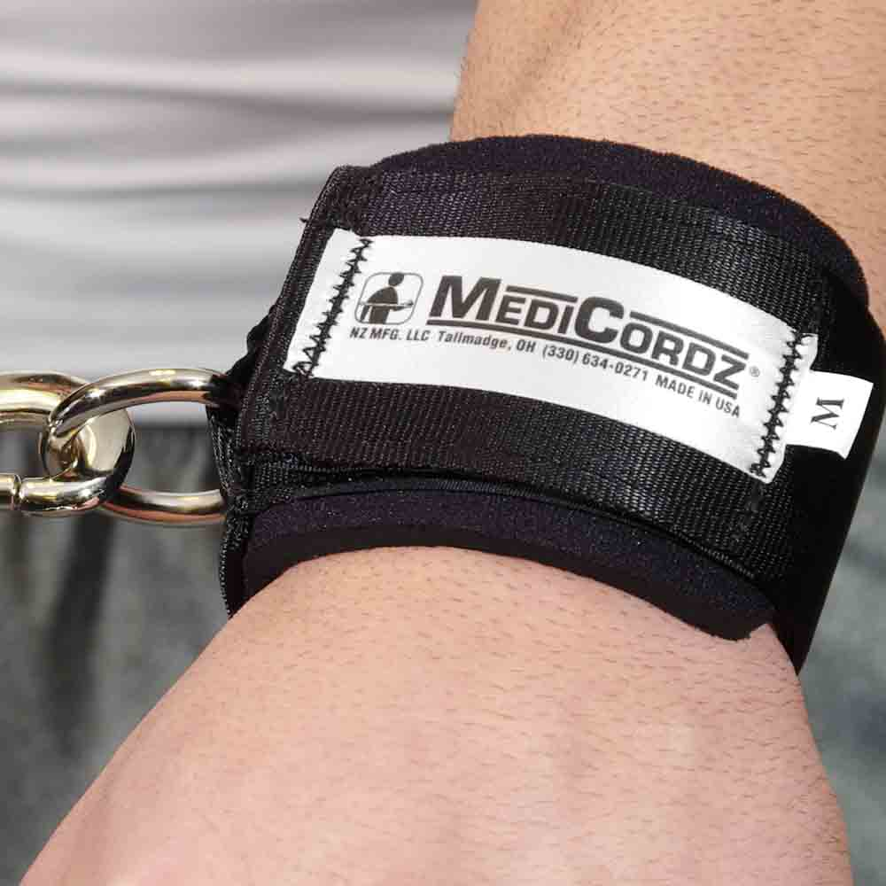 Medicordz® Wrist Cuff - Pair - Medium (6