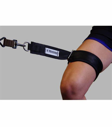 Thigh Cinch Strap - padded, single (one size)