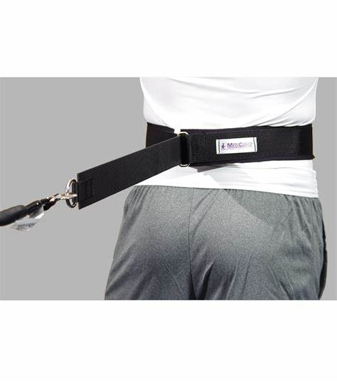 Waist cinch strap - Neoprene padded with cinch closure (fits up to size 52? waist)