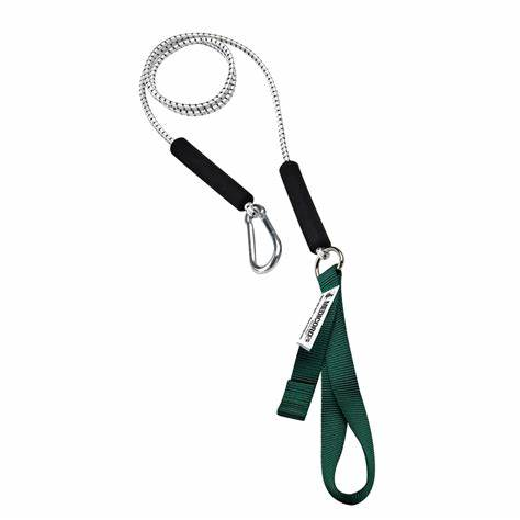 Modular Bungie Cordz - 7' Length - Green - 5 to 12 lbs. of pull