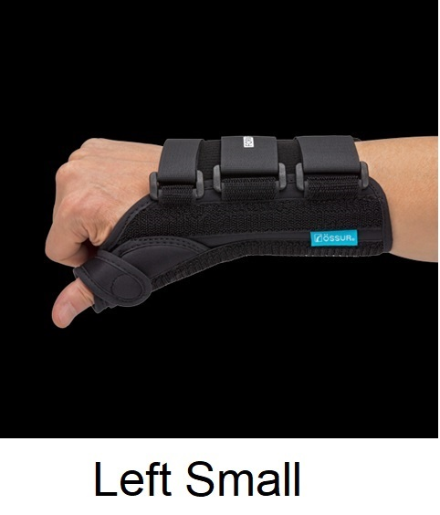 Ossur Form Fit® Thumb Spica - Left - Small (Wrist Circ 6.25