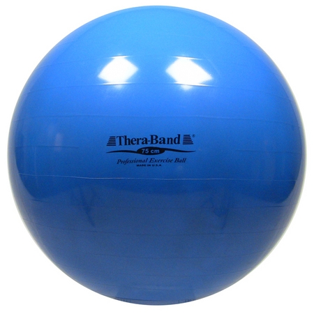 Thera-Band® Exercise Ball, 75 cm, Blue