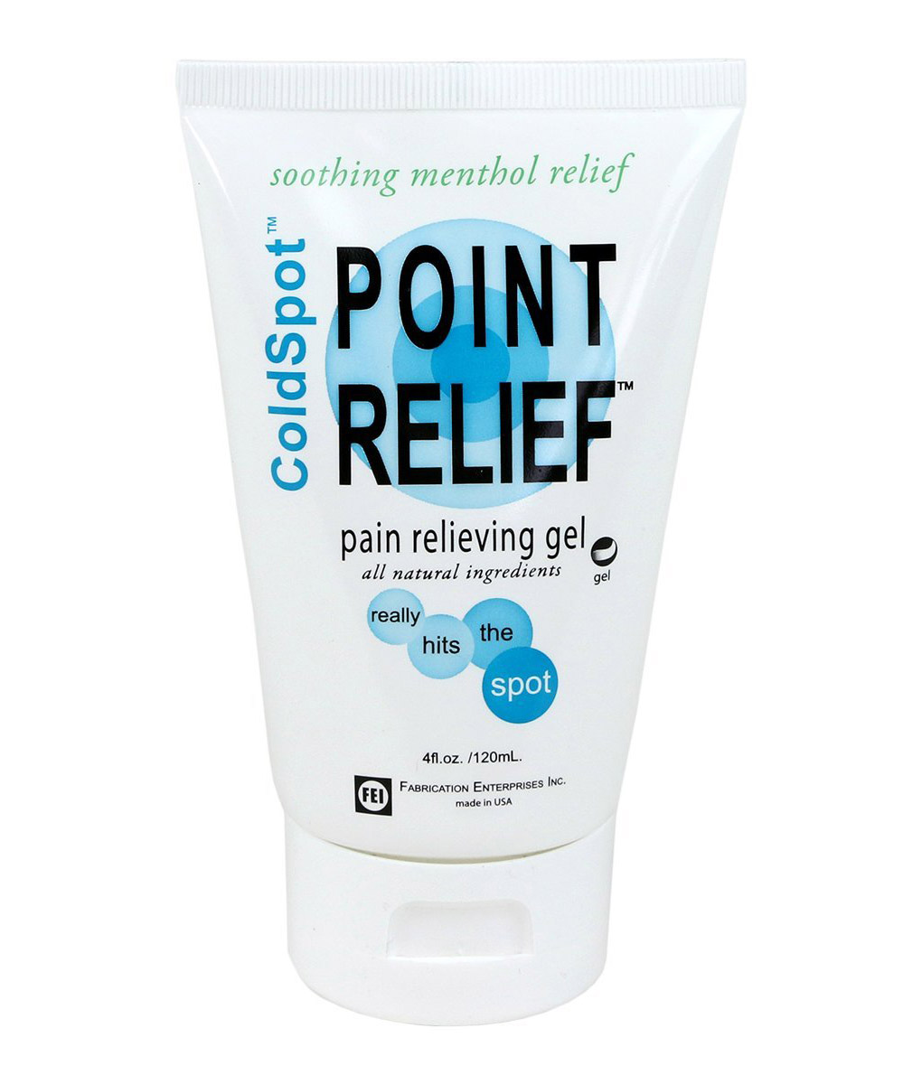 Point Relief® ColdSpot Topical Analgesic - 4 oz Tube