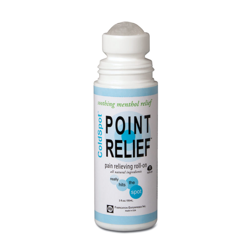 Point Relief® ColdSpot Topical Analgesic - 3 oz Roll-on