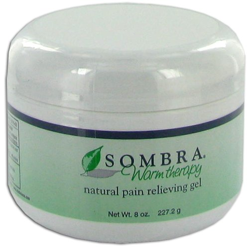 Sombra Gel Warm (Orange Scent) 8 oz Jar