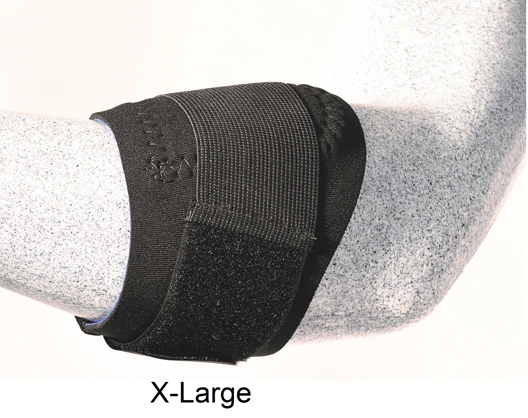 Neoprene Tennis Elbow Support with Felt Pad - X-Large - 12