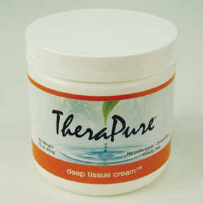 TheraPure Deep Tissue w/synthetic Beeswax - 15 oz